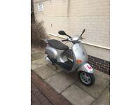 PIAGGIO VESPA 50cc ONLY £499