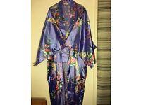 Ladies Japanese Kimono