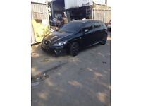 SEAT LEON 2.0 FR BMN 2007 BREAKING FOR SPARES TEL 07814971951 HAVE FEW IN STOCK