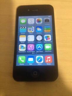 Iphone 4s black 16gb mint condition, no issues Melbourne CBD Melbourne City Preview
