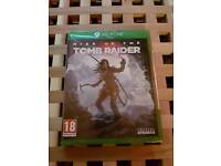 Rise of the Tomb Raider (Xbox One) - Sealed