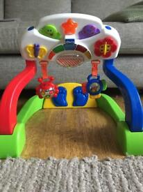 Chicco duo baby gym musical activity centre - excellent condition