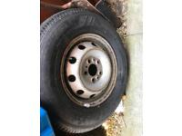 Autogirp Ecovan Van Tyre 225/70/15