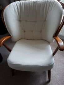 Matching pair of Parker Knoll Armchairs