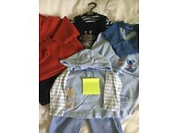 Baby boy clothes from 25p per item