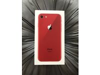 Apple iPhone 8 64GB Limited edition Product Red Fully Boxed Excellent Condition Bargain!!!
