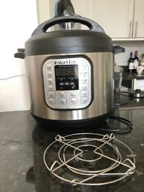 Instant Pot Duo 60, Multi-function pressure and slow cooker