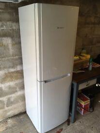 Hotpoint Tall Fridge Freezer