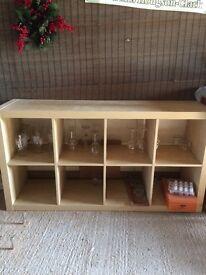 Shelving Storage Display Unit