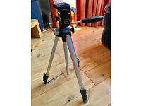 Camera Tripod Adjustable Stand