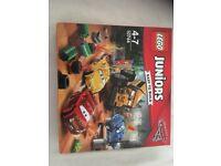 NEW UNUSED unopened Disney Pixar Cars 3, LEGO Juniors, Thunder Hollow. 10744