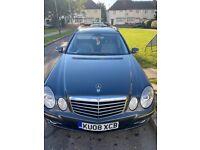 Mercedes-Benz E CLASS Estate 2008 Automatic 2148 Diesel 5 doors