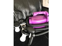 Professional spray tanning kit ts50 machine helia gun