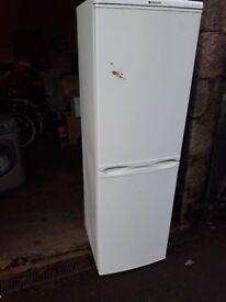 Hotpoint frige freezer