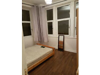 Spacious 2 Bedroom Flat furnished near city center south side glasgow