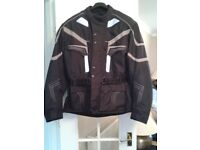 Motorcycle Clothing, jacket, trousers, boots, gloves