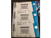 3 Kings of Leon tickets for sale. Bellahouston Park