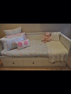 Ikea- Hemnes day bed with large draws Mudgee Mudgee Area Preview