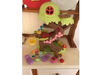 Happyland early learning centre tree house set