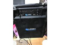 laney bass amplifier