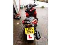 Yamaha 135cc Three wheeler Moped / Scooter