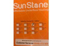 Sunstone underfloor heating