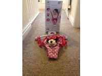 Brand new Minnie Mouse door bouncer