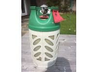 BP propane gas cylinder