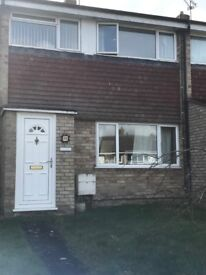 3 Bedroom Terraced house with Detached garage in Highworth Swindon