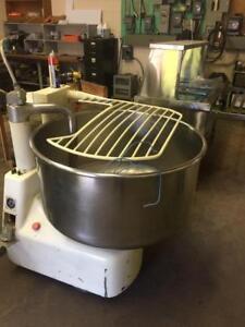 used bakery dough mixer