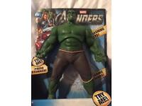 Talking hulk BNIB