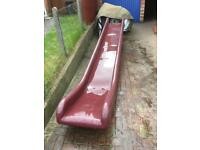 Playground slide 13ft x 22 inches heavy duty