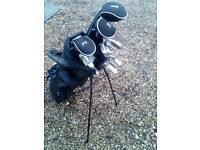 Bay hill golf clubs long set