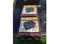 Milenco stacka jacka caravan blocks