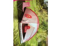 Pink Dome Tent (2 person)