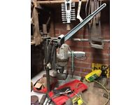 Bench mounted drill press Sold Sold Sold
