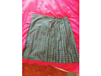 NEW WITHOUT TAG Bellerive FCJ Catholic College Girls' Kilt