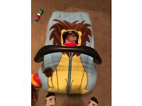 Cover to fit car seat