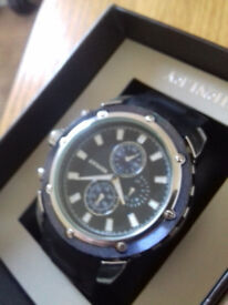 Henley watch, with Japanese movement, very good condition