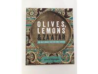 Olives, lemons & za'atar by Rawia Bishara - Cookbook