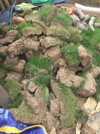 Top Soil/Grass Sections Free