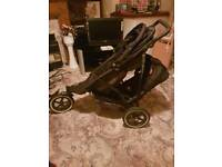 Phill and Ted's double buggy