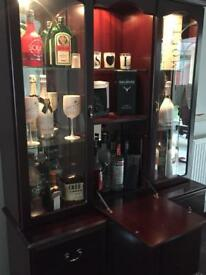 Free Display drinks cabinet