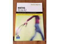 Revision Express AS and A2 Maths by Michael Goulding and Claire Bigg (Paperback)