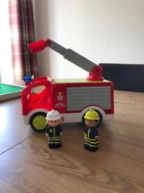Happyland fire engine