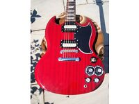 epiphone sg pro for parts