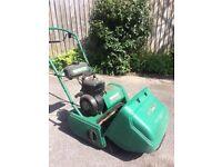 Qualcast Classic lawn Mower