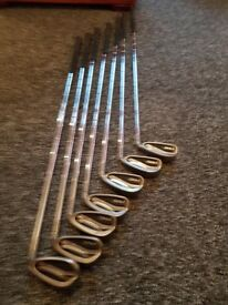 PING G25 IRONS 5-SW