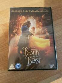 Beauty & the Beast DVD