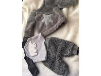 Bundle clothes for little boy from birth Next Mamas&Papas M&S